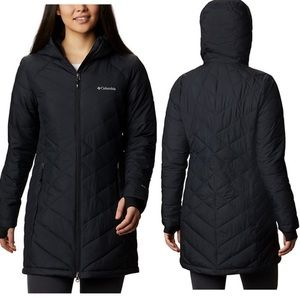 Columbia Omni-Heat Black Jacket